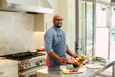 At the Table With Nfocus: Charles Hunter III
