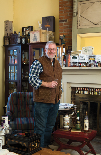 All Access: John Brittle's Whiskey Collection