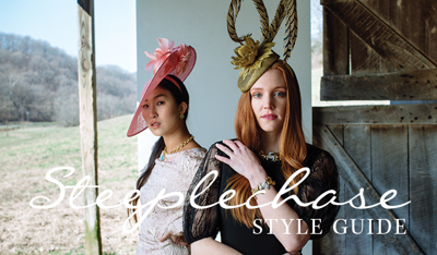 Steeplechase Style Guide