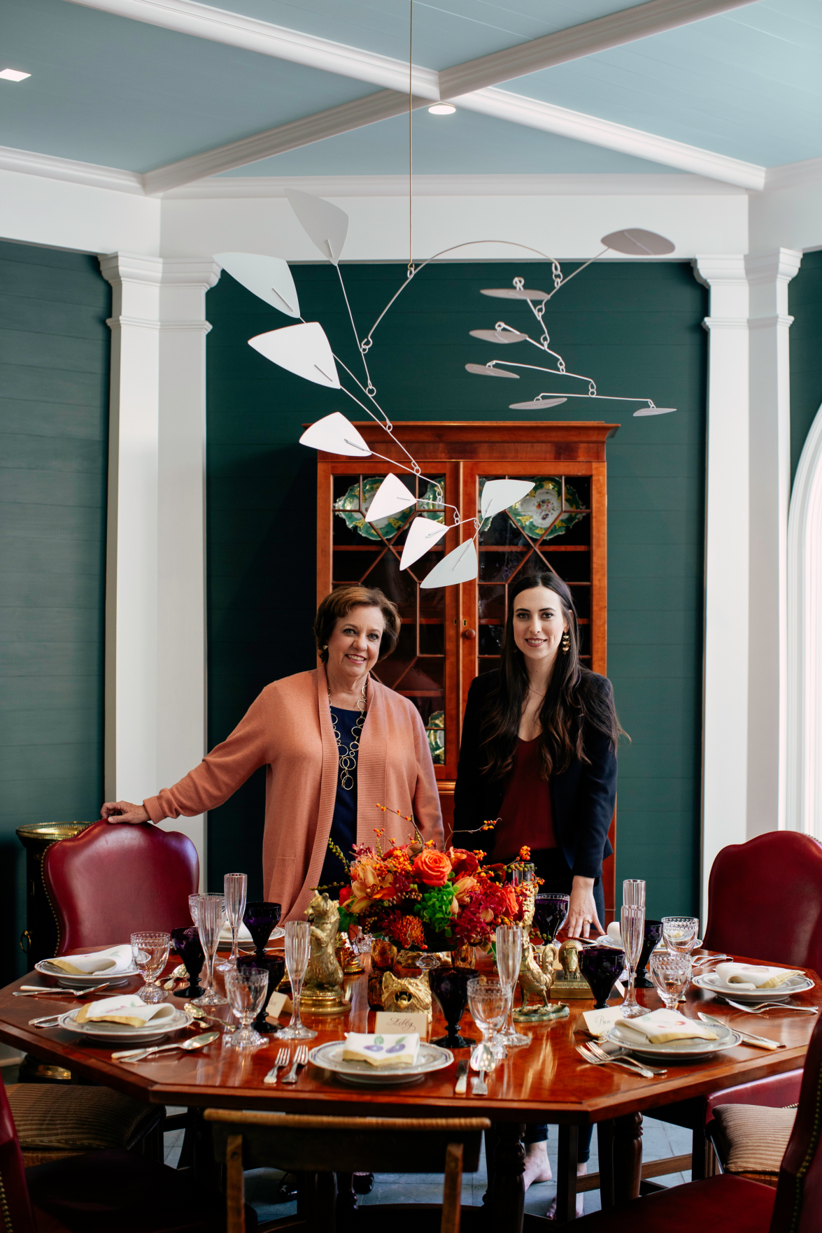 At the Table With Nfocus: Libby Page and Dana Windrow