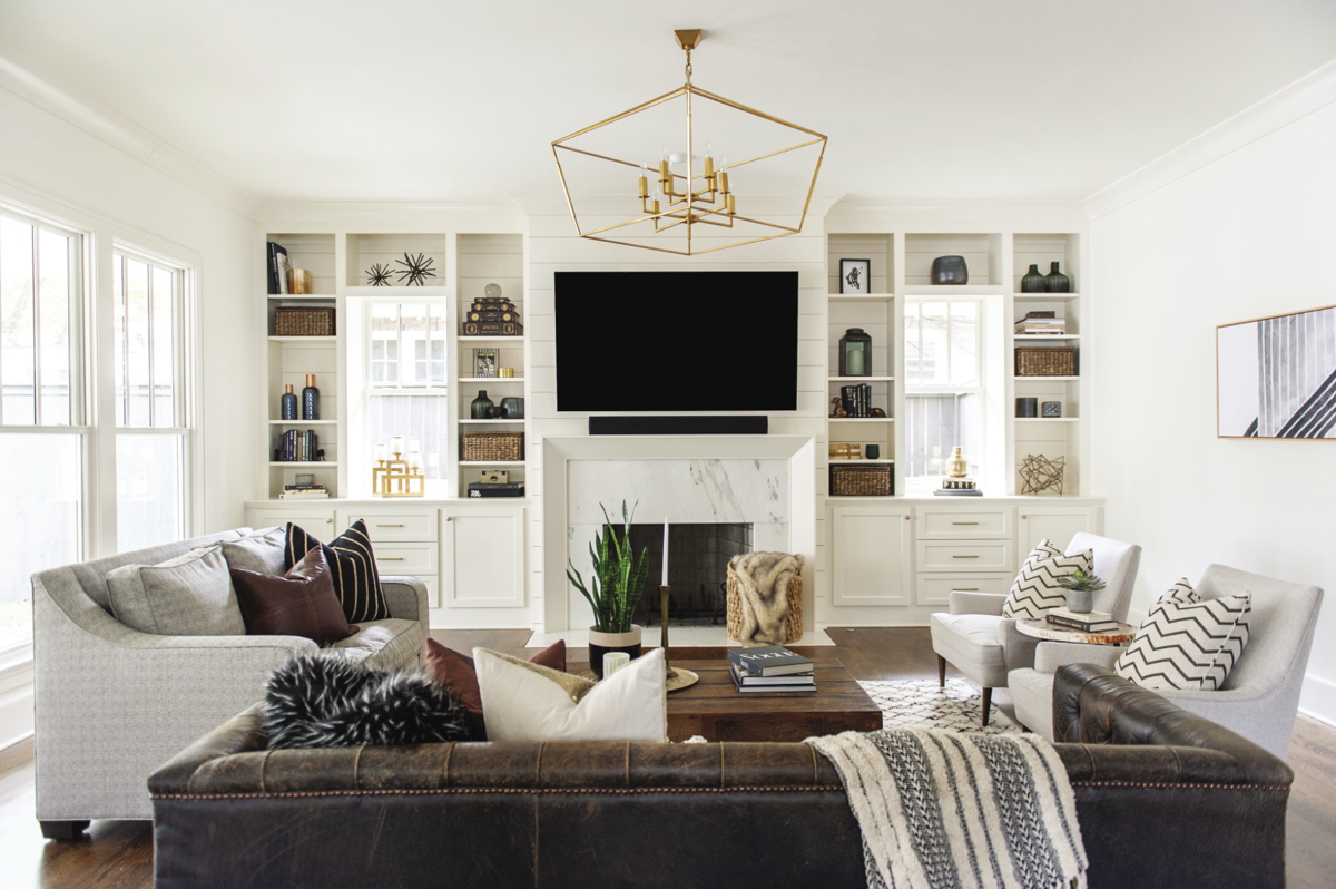 Interiors: A Welcoming Dream Home in Elmington