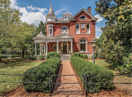 Homes of Distinction: 932 W. Main St.