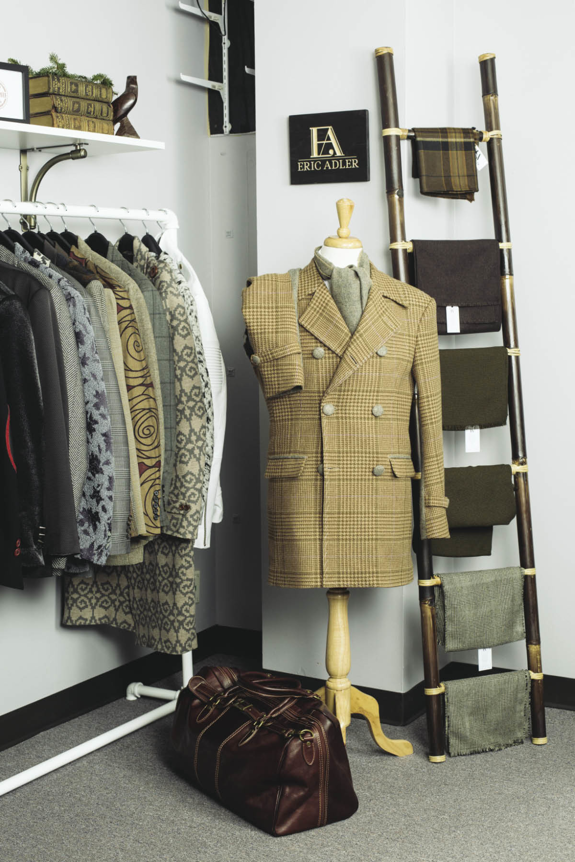 Spring Fashion: Eric Adler