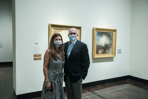 Frist Gala Patrons Party: Night at the Museum