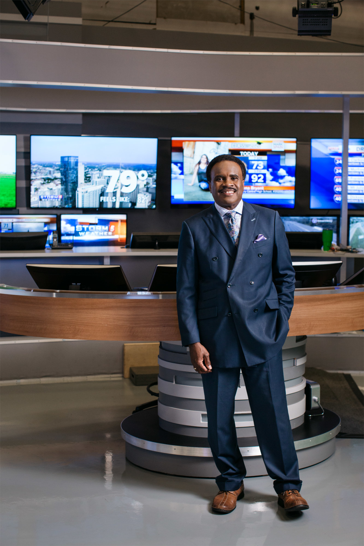 Behind the Scenes: In the Newsroom