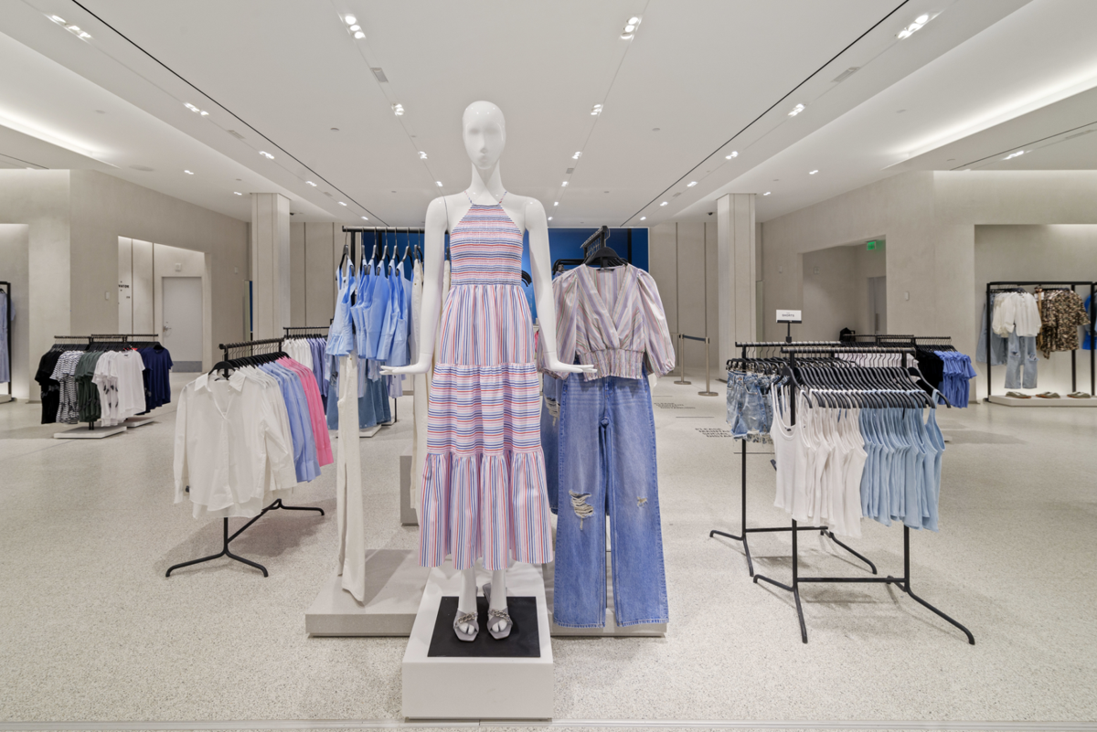 Zara Nashville Opens at The Mall at Green Hills