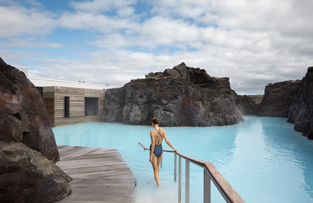 Nroute: Retreat Spa at the Blue Lagoon