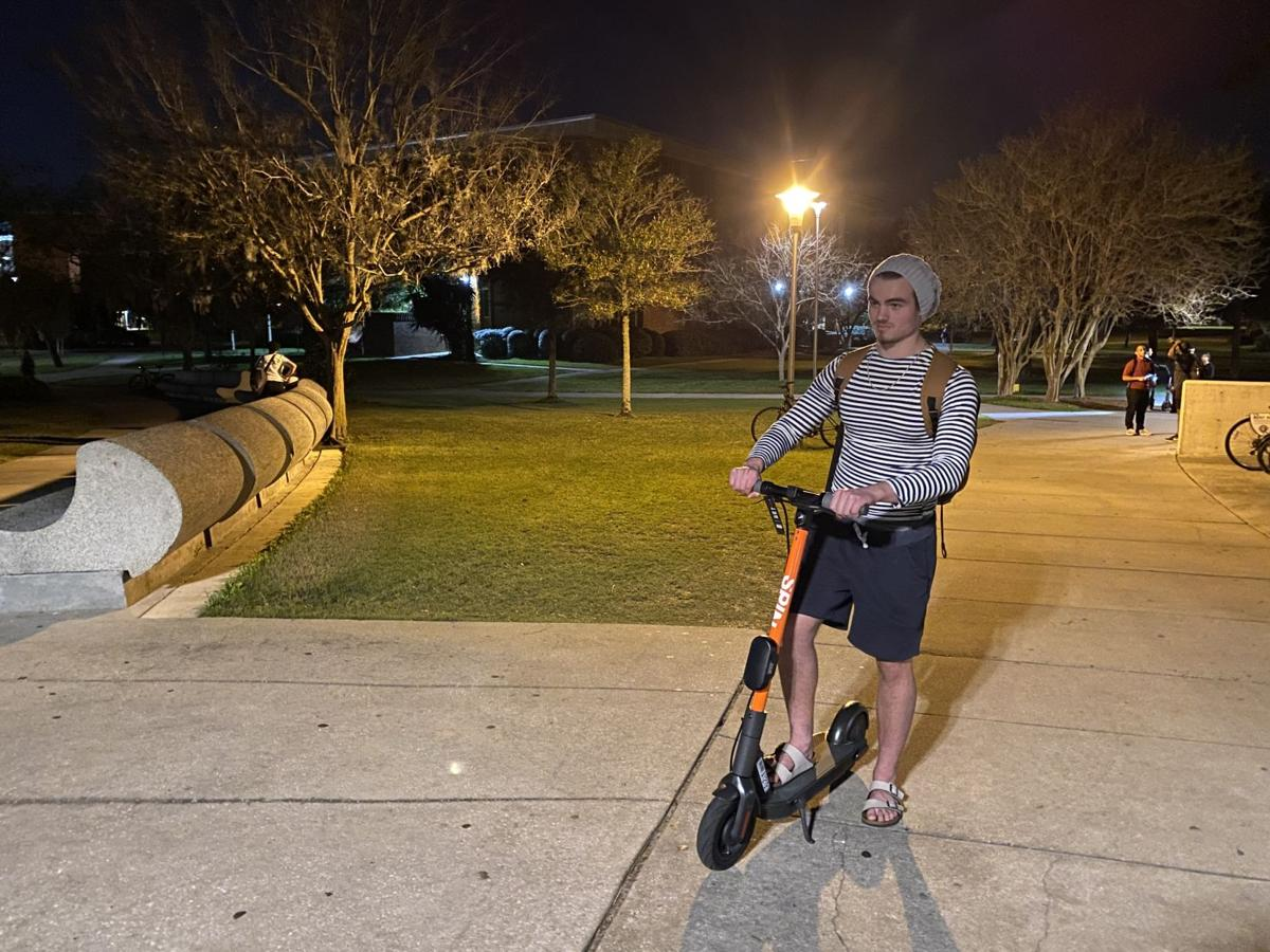 Electric scooters arrive at UCF to mixed opinions