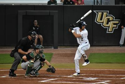 UCF baseball takes down Stetson to stay undefeated