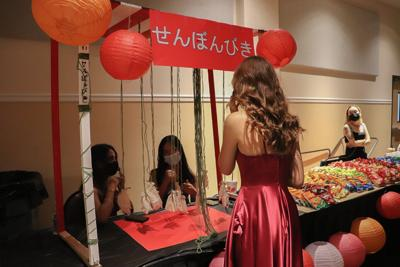 (this one) A night in Japan with The Asian Student Association