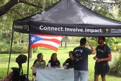 Puerto Rican studnet outreach