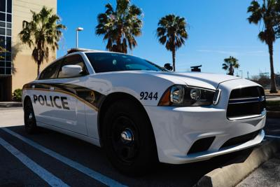 UCFPD arrests two burglary suspects use