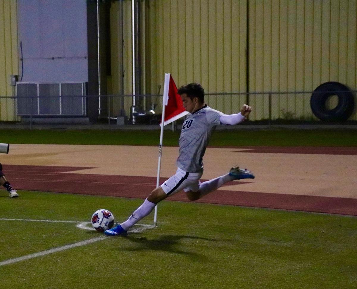 Mens Soccer  vs. Missouri St. Image 8