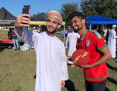 National Day of Oman at UCF