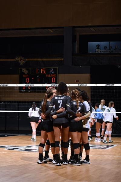 UCF volleyball team sets its eyes on three-peat