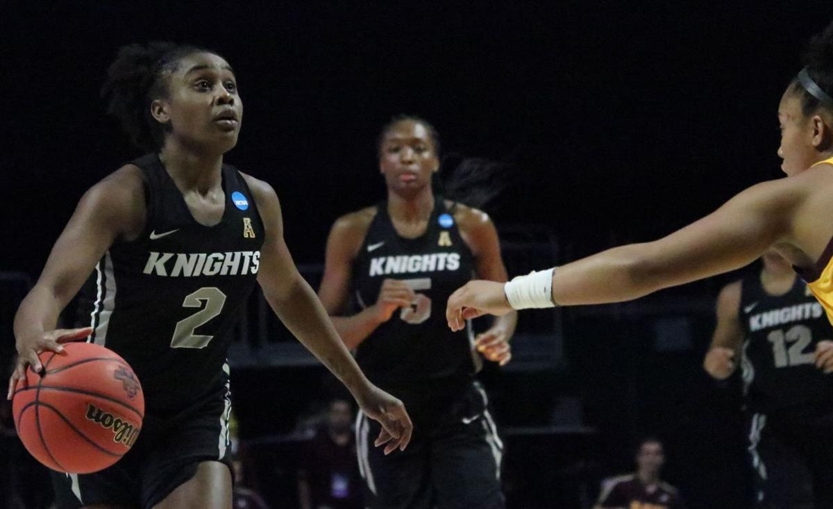 UCF women's basketball suffers season-ending loss to Arizona State