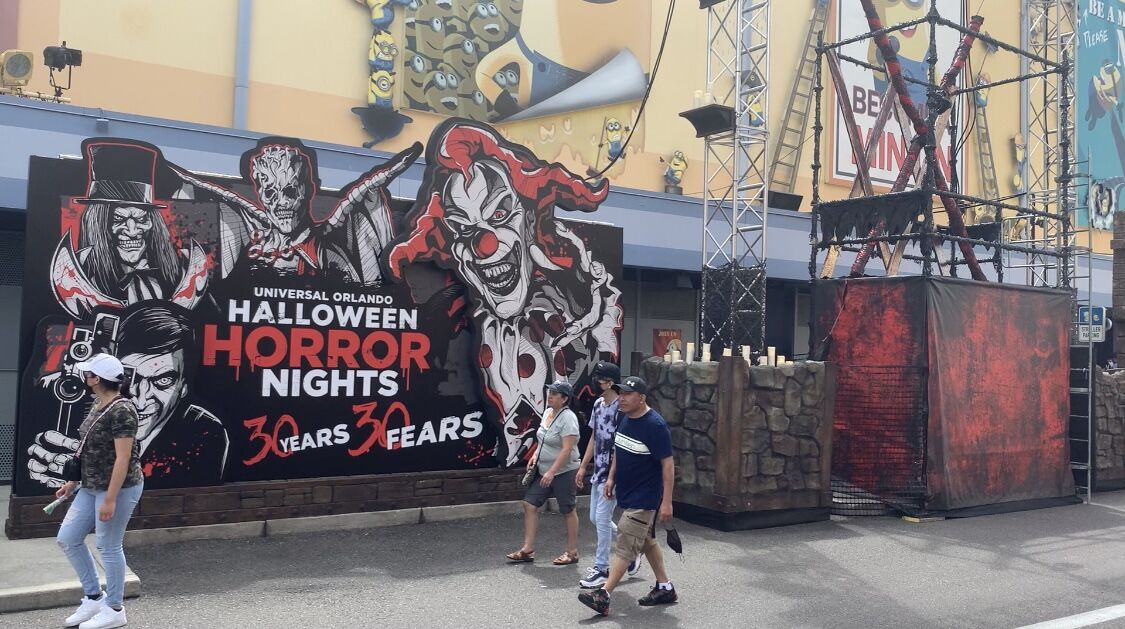 Halloween Horror Nights serves up scares photo 3