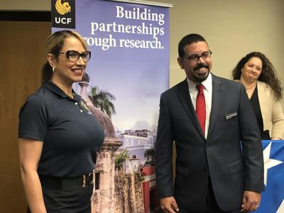 UCF Puerto Rico Research Hub holds first open house to public