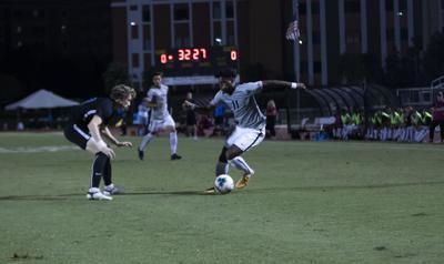 Men's soccer wins Senior Knight (gallery) (use)
