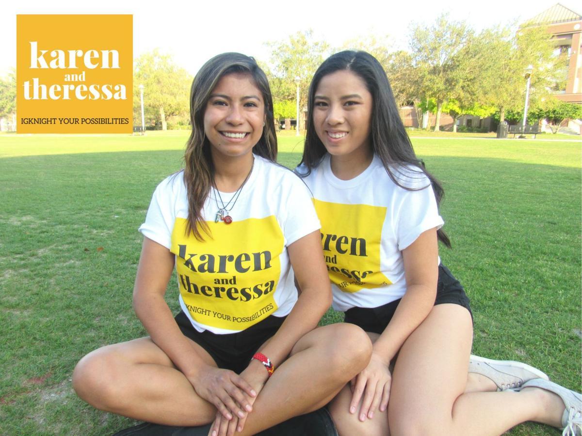 UCF SGA Theressa Tong