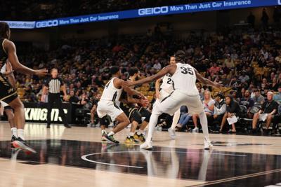UCF vs. Charleston men's basketball game (USE) (copy)