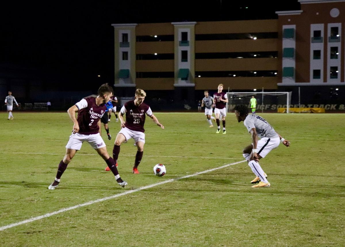 Mens Soccer  vs. Missouri St. Image 9