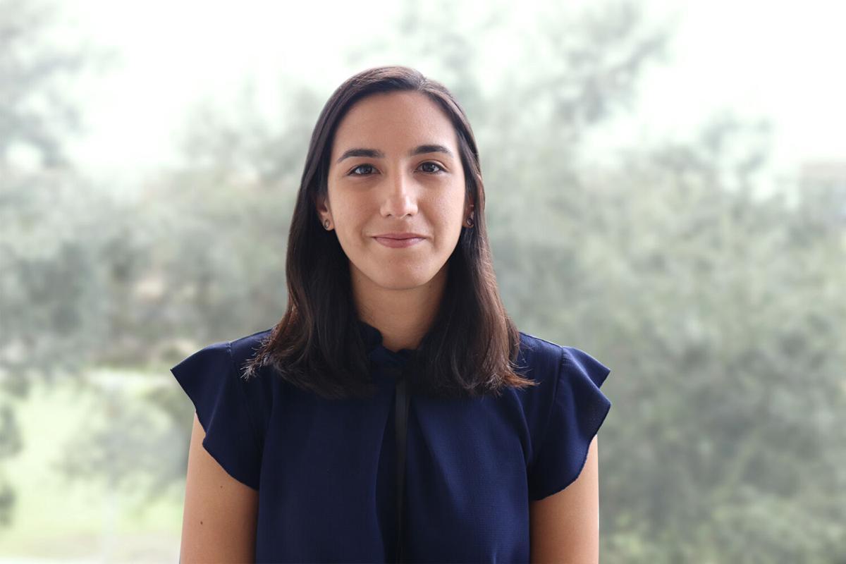 Headshot of Anna Graterol, President of the International Student Association