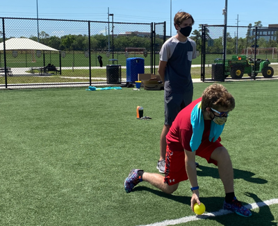 Intramural Sports hosts Spring Showdown: Day of Play