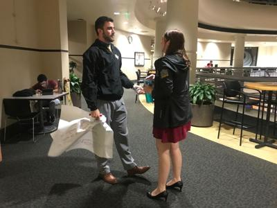 UCF SGA first meeting of 51st session