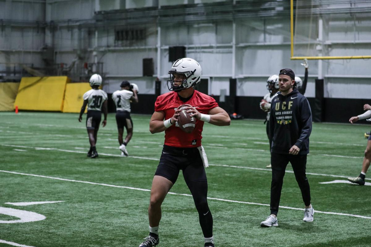 An inside look at UCF football's first spring practice 3