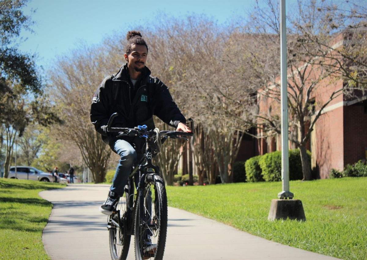 First-generation student seeks successful future despite financial struggle to afford UCF MA
