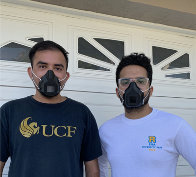 MaskOnOrlando: An Initiative to Protect Lives and the Environment