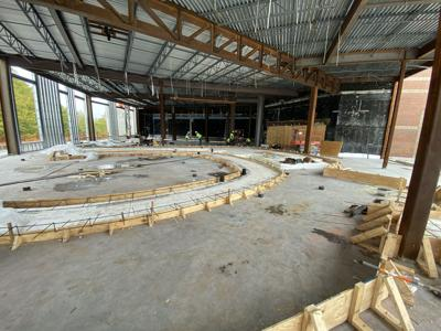 Student Union construction continues amid COVID-19 pandemic