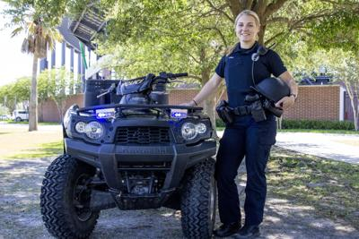 Female police officers, firefighters challenge gender roles, make Central Florida more inclusive MA