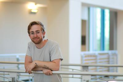 Undergraduate researcher's unlikely path to Ivy League