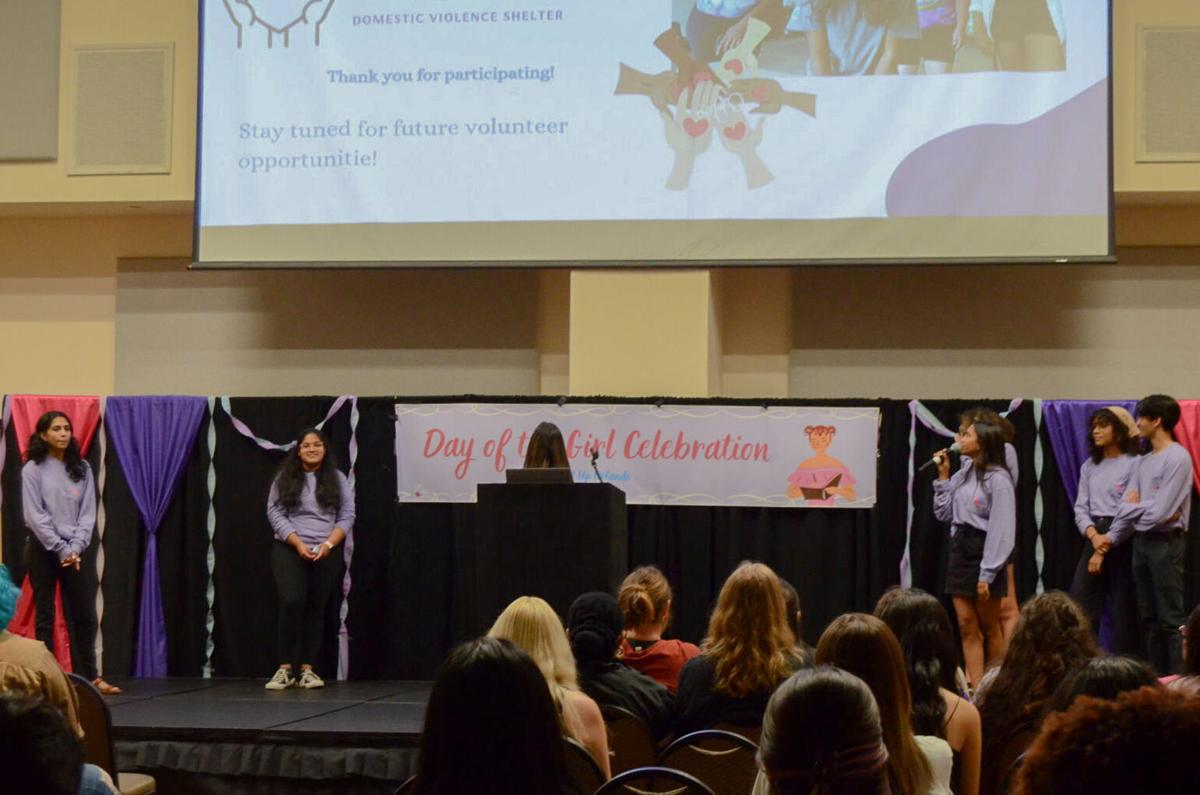Women of UCF recognized with Day of the Girl Celebration