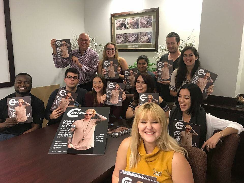 2017 Centric magazine staff: Where are they now?