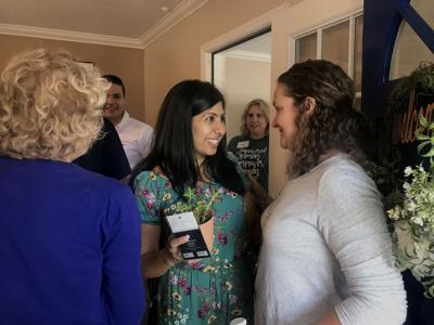 'This is your home': House Rep. Anna Eskamani officially opens district office in downtown Orlando MA