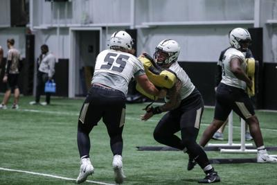 An inside look at UCF football's first spring practice 15