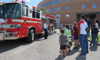 UCF CARD and PALS hold biggest safety event for students with ASD MA