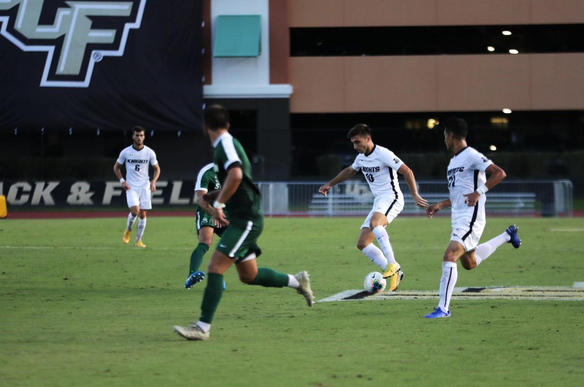 UCF men's soccer v Stetson (gallery)
