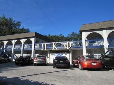 Pi Kappa Phi house