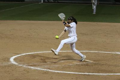 UCF softball defeats Pittsburgh with blowout win MA