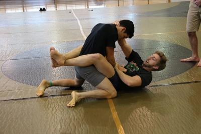 UCF Mixed Martial Arts Club rolls out of the shadows