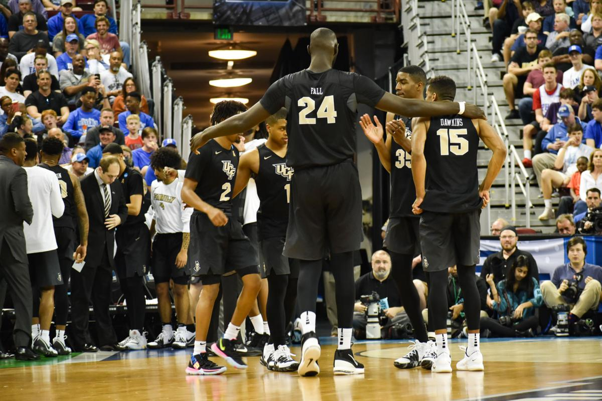 _Tacko embraces team before game MA