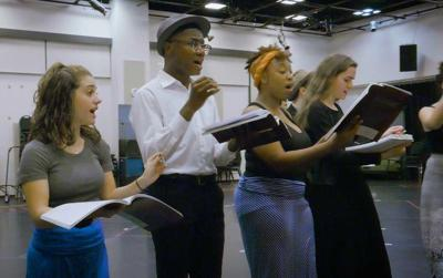 """Theatre UCF's opening of """"Titanic: The Musical,"""" to kick off fifth annual UCF Celebrates the Arts showcase MA"""