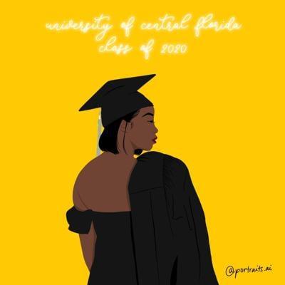 Spring graduates find alternatives to graduation photos, celebrations amid UCF campus closures