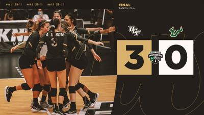Volleyball vs. South Florida