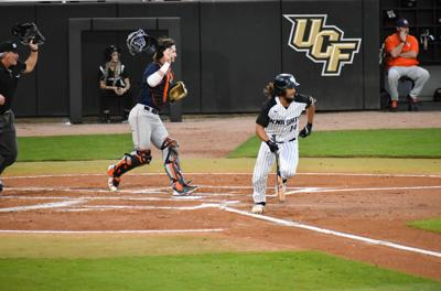 UCF baseball vs. Auburn gamer photo CJ