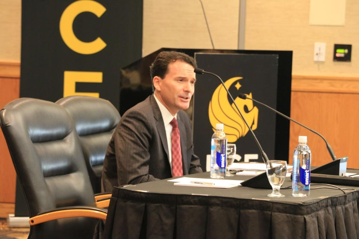 UCF Board of Trustees meeting Thursday, Sept. 20 - Joseph Burby